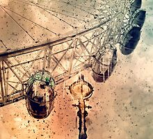 London Eye by Svetlana Sewell