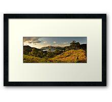 Derwent Water View Framed Print