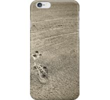Cleat Track iPhone Case/Skin