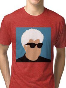 PEDRO ALMODOVAR SKETCH Tri-blend T-Shirt