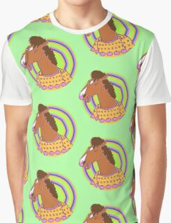 The Horse Graphic T-Shirt