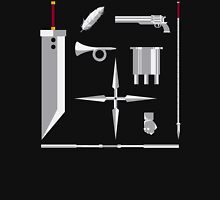Choose Your Weapon FF7 Unisex T-Shirt