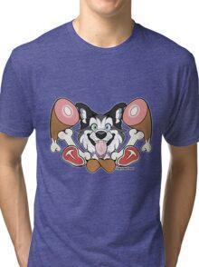 Dog Meat - Husky Tri-blend T-Shirt
