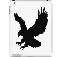 Eagle Silhouette iPad Case/Skin