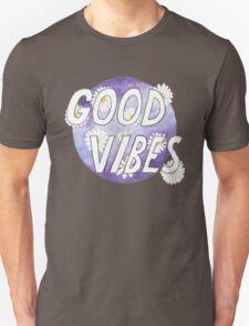 Good Vibes Daisies Unisex T-Shirt