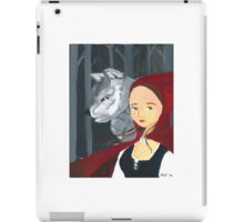 Friends with the Enemy iPad Case/Skin