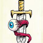 Magic Dagger by strangethingsA