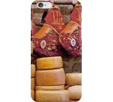 Prosciutto, Formaggio E Cipola iPhone Case/Skin