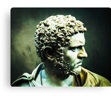 """""""Hail Caesar!"""" Canvas Print"""