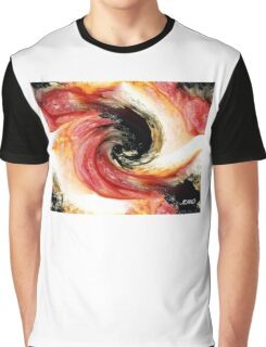EBB AND FLOW IN THE MACROCOSM Graphic T-Shirt
