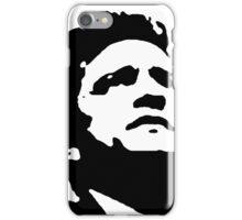 Johnny Cash Photo iPhone Case/Skin