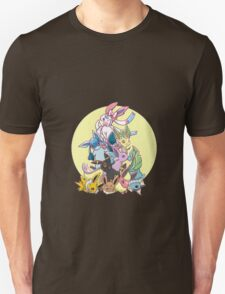 Nine power Unisex T-Shirt