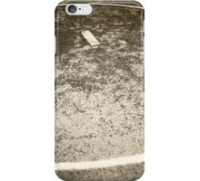 On the Mound iPhone Case/Skin