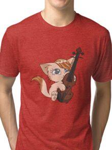 Youtuber Kittens_Lindsey Stirling Tri-blend T-Shirt