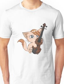 Youtuber Kittens_Lindsey Sterling Unisex T-Shirt