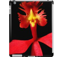Rooster Tale - Orchid Alien Discovery iPad Case/Skin