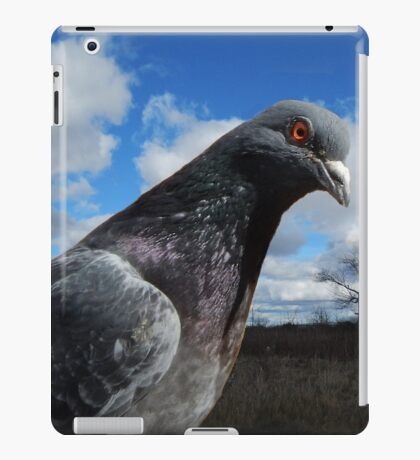 Pigeon. iPad Case/Skin