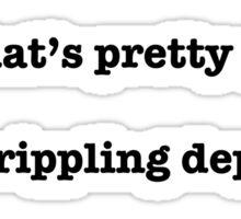 Idubbbz Quotes Sticker