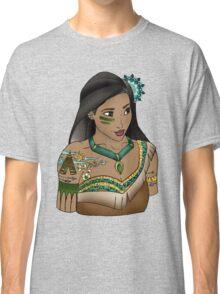 tattoo pocahontas Classic T-Shirt