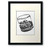Whiskey Framed Print