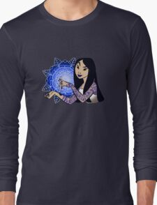 tattoo mulan  Long Sleeve T-Shirt