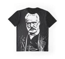 VICTOR HUGO Graphic T-Shirt