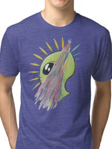 Alien Enlightenment Tri-blend T-Shirt