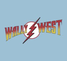 Wally West Kids Clothes