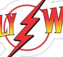 Wally West Sticker