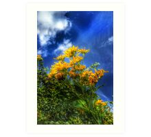 Thriving in Nature Art Print