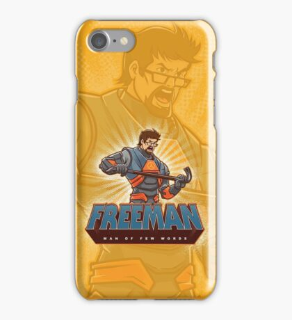 Freeman iPhone Case/Skin