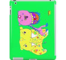 Duelling Divas iPad Case/Skin