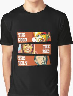 The Good, The Bad and The Ugly Graphic T-Shirt