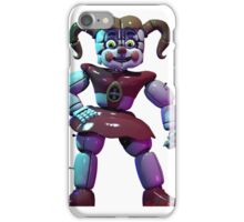 Baby shirt and more fnaf sister location  iPhone Case/Skin