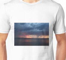 Storm Fest over Pumicestone Passage Unisex T-Shirt