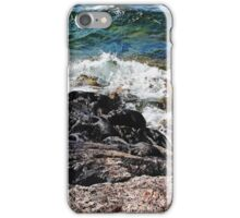 Wreck Island Shore I iPhone Case/Skin