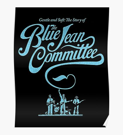 blue jean committee Poster