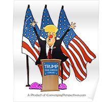 Trump Circus USA Poster