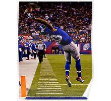 Odel Beckham Jr. catch Poster