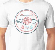 Religious contemporary minimal symbol Unisex T-Shirt
