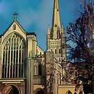 Norwich Cathedral by Daisy Brooke