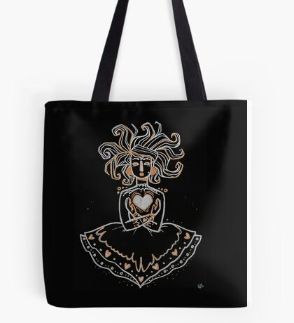 Strength from Love Tote Bag