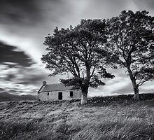 Old Croft House at Lettermore by derekbeattie