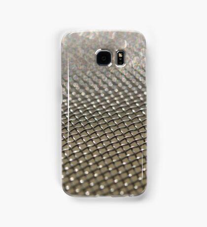 Steel Mesh Samsung Galaxy Case/Skin
