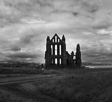 Whitby Abbey by Alan Ralph