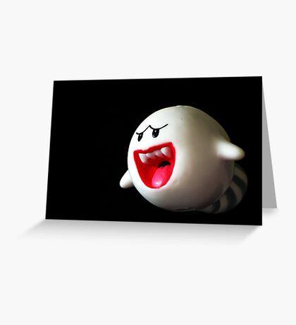 Tanooki Boo Greeting Card