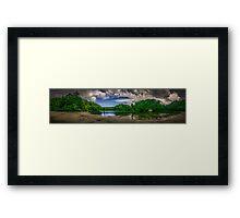 Waitakere River Framed Print