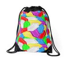 Piles of Rupees Drawstring Bag