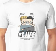 #live - AOS Unisex T-Shirt
