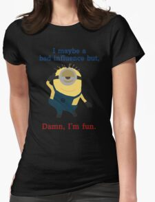 Minion5s5se6 Womens Fitted T-Shirt